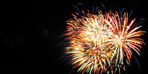 feu d artifice 13 juillet 2015